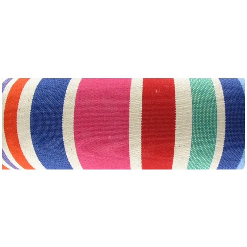 tissu toile transat cabanon roy 43cm x 10cm ma petite mercerie. Black Bedroom Furniture Sets. Home Design Ideas
