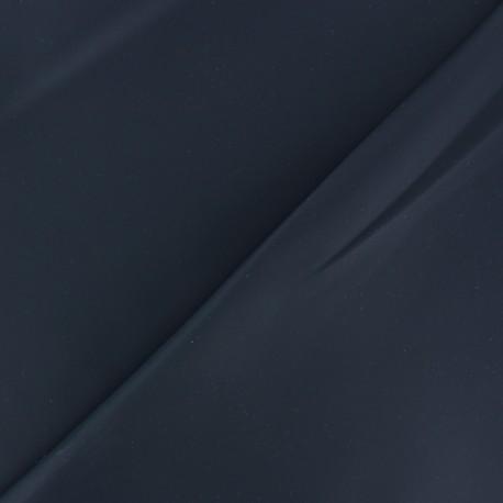 Matte Special rain waterproof fabric - black x 10cm