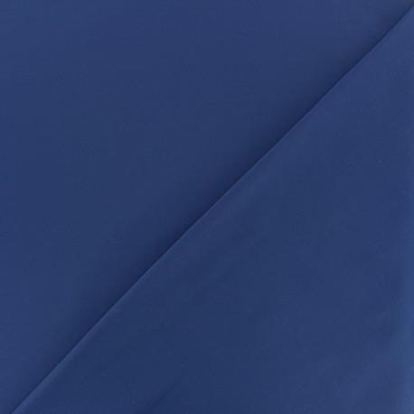 Tissu Lycra uni Dark - bleu roy x 10cm