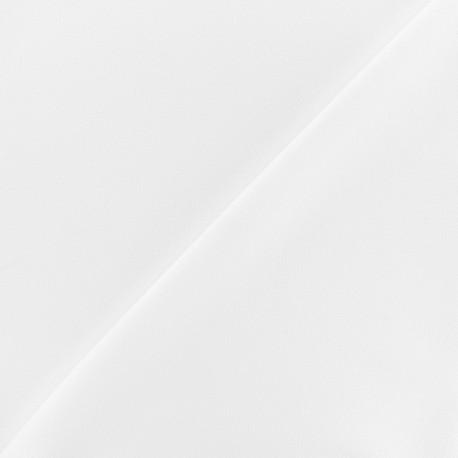 Crepe aspect light scuba fabric - raw x 10cm