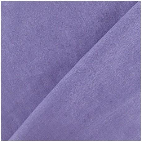Linen Fabric - Lavander x 10cm