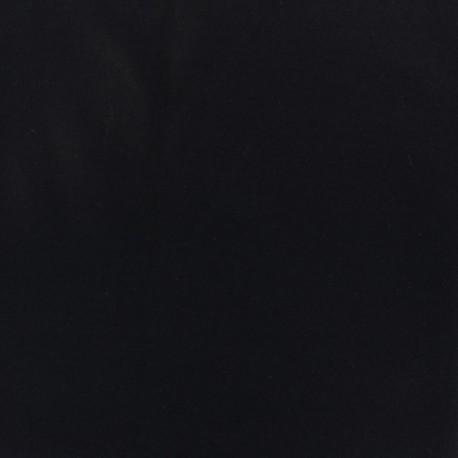 Tissu Lycra sport mat - noir x 10cm