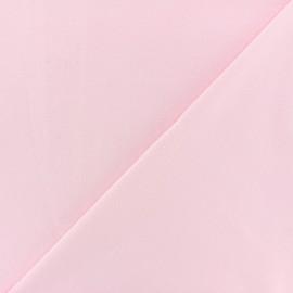 Tissu Lycra douceur sport - rose x 10cm
