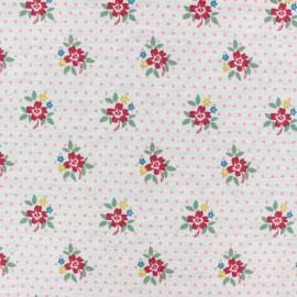 Tissu jersey Poppy Louise - écru x 10cm
