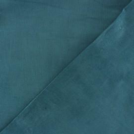 Milleraies velvet fabric - duck 200gr/ml x10cm
