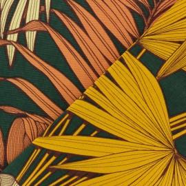 Tissu toile lin Coco - naturel x 50cm