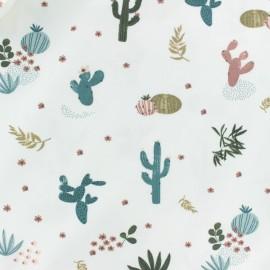 JERSEY FABRIC - Raw Désert de Cactus x 10CM
