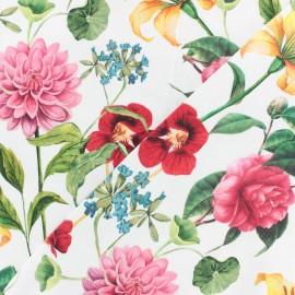 JERSEY FABRIC - raw Botanical Anthology x 10CM