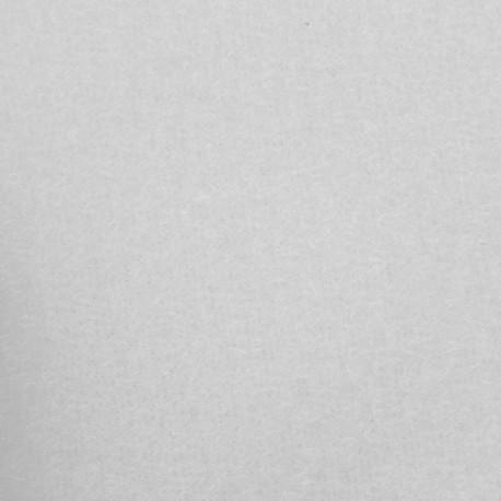 Tissu boucle auto-agrippant - blanc x 10 cm