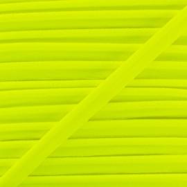 Passepoil Élastique Fluo - Jaune x 1m