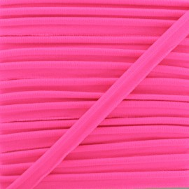 Neon Elastic Piping - Pink x 1m