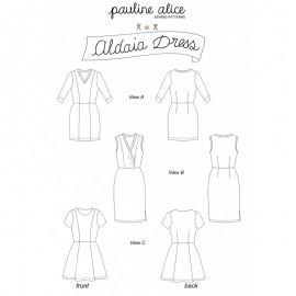 Patron Robe Pauline Alice - Aldaia