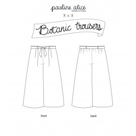 Pants Sewing Pattern - Pauline Alice Botanic