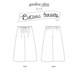 Patron Pantalons Pauline Alice - Botanic