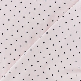 Poppy Jersey fabric - pink Unicorn dream x 10cm