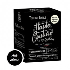 Haute Couture Textile Dye - Intense Black
