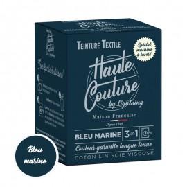 Teinture Textile Haute Couture - Bleu Marine