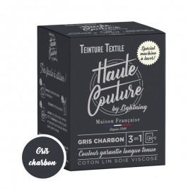 Teinture Textile Haute Couture - Gris Charbon