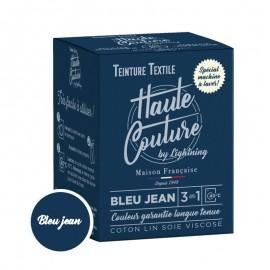 Teinture Textile Haute Couture - Bleu Jean
