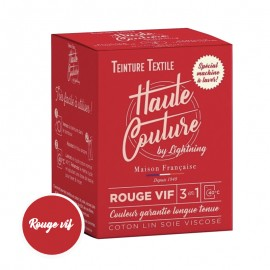 Haute Couture Textile Dye - Bright Red