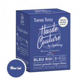 Teinture Textile Haute Couture - Bleu Roi