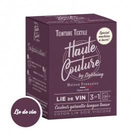 Teinture Textile Haute Couture - Lie de Vin