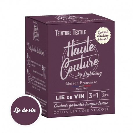 Haute Couture Textile Dye - Grappe