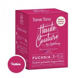 Teinture Textile Haute Couture - Fuchsia