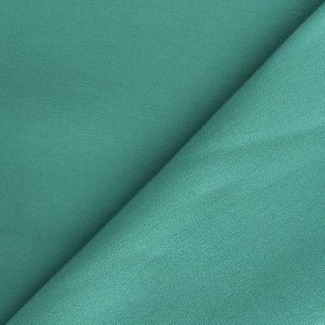 Tissu Toile Transat Playa Uni - lagon x 10cm