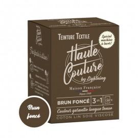Teinture Textile Haute Couture - Brun Foncé