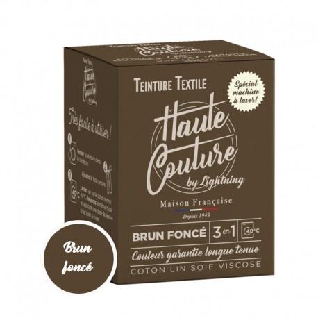 Haute Couture Textile Dye - Dark Brown