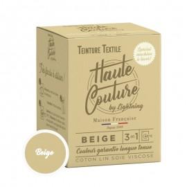 Teinture Textile Haute Couture - Beige