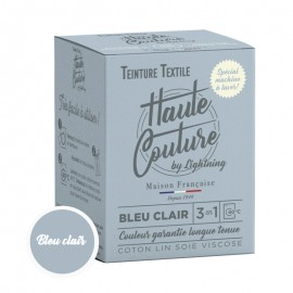 Teinture Textile Haute Couture - Bleu Ciel