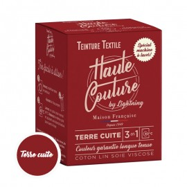 Haute Couture Textile Dye - Terracotta