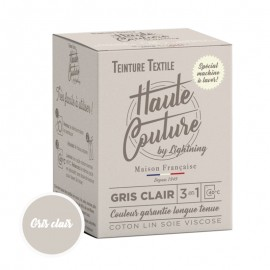 Haute Couture Textile Dye - Light Grey