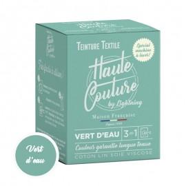 Teinture Textile Haute Couture - Vert d'eau