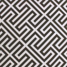 Tissu Toile Transat Paros - gris foncé x 10cm