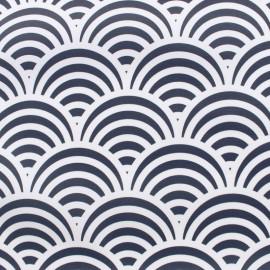 Tissu Toile Transat Nami - bleu Marine x 10cm