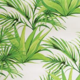 Tissu Toile Transat Anduze - blanc x 10cm
