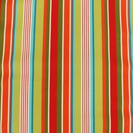 Playa Outdoor canvas fabric - Lime green Amalfi x 10cm