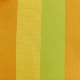 Playa Outdoor canvas fabric - Lime green Amalfi x 10cm