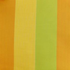 Tissu Toile Transat Playa Vermont - jaune x 10cm