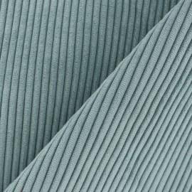 Lisboa corduroy fabric - sky blue x 10cm