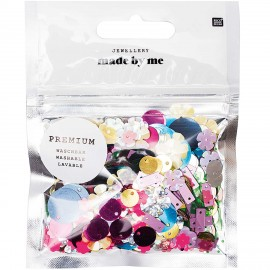 Washable Sew-On Sequins - Multi