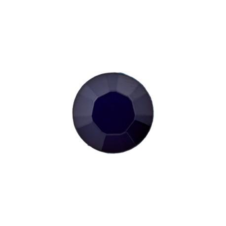 9 mm Polyester Button - Midnight Blue Damantis
