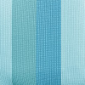 Tissu toile Plein Air Boston (320cm) - bleu x 10cm