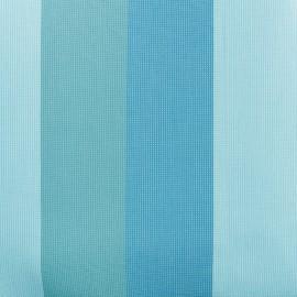 Tissu toile Plein Air Dralon® Boston (320cm) - bleu x 10cm