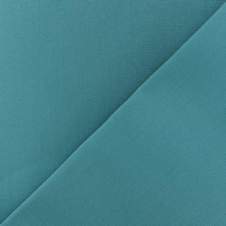 Tissu Toile plein air (320cm) - lagon x 10cm
