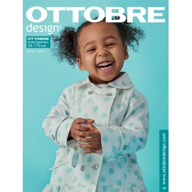Ottobre Design Kids Sewing Pattern - 1/2019