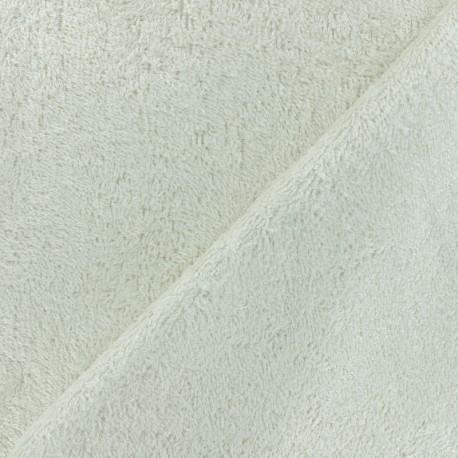 Sponge Zorb fabric - raw Baby bamboo x10cm